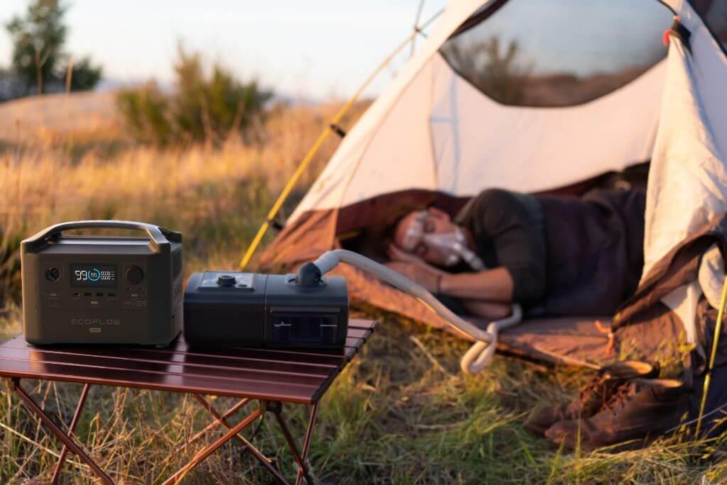 Batterie, apnée du sommeil