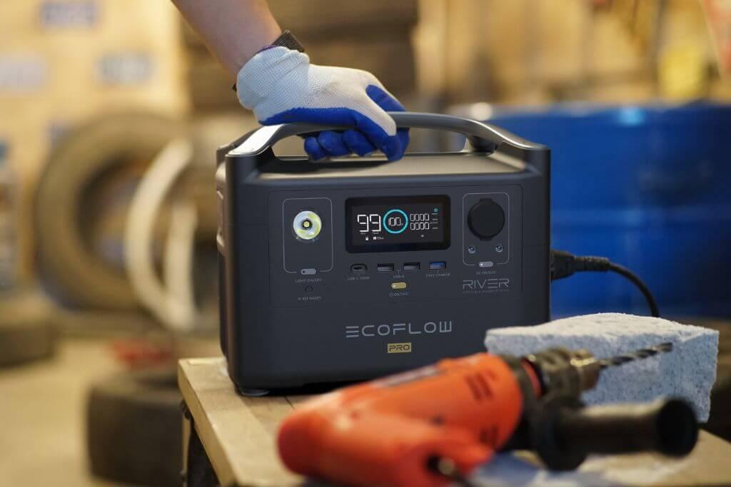 Batterie Ecoflow River Pro