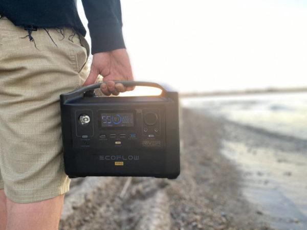 Batterie Portable, Ecoflow River Pro