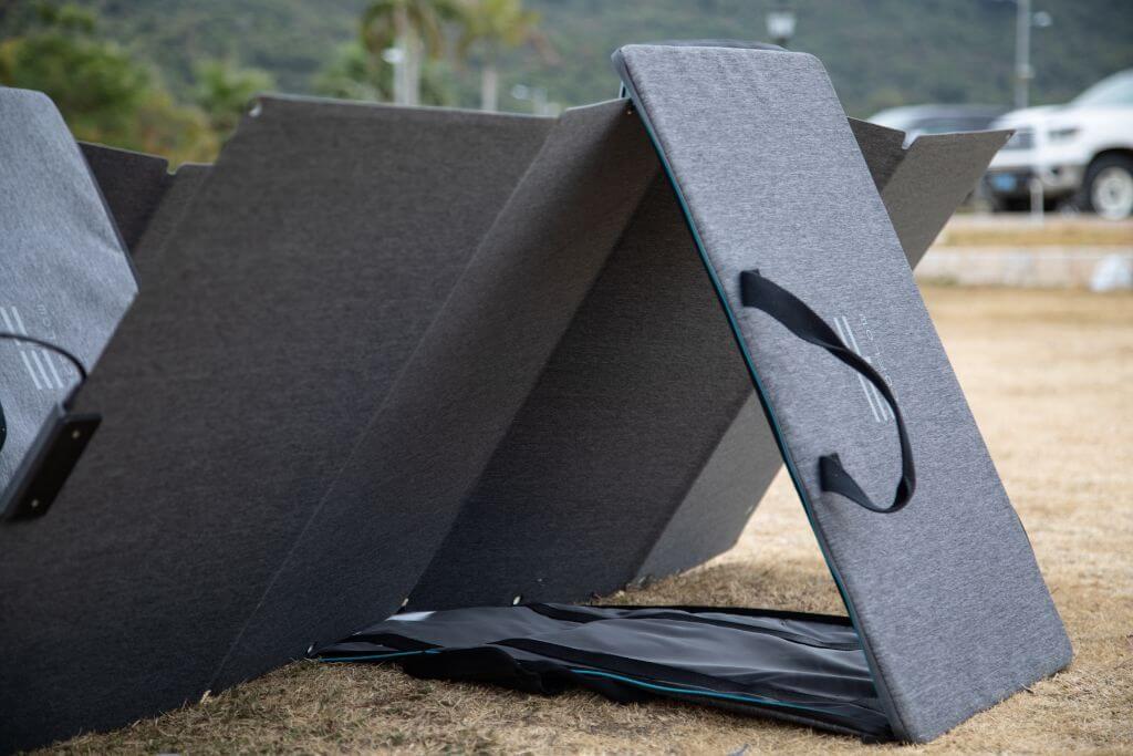 Support panneau solaire ecoflow